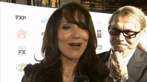 katey sagal and jack white