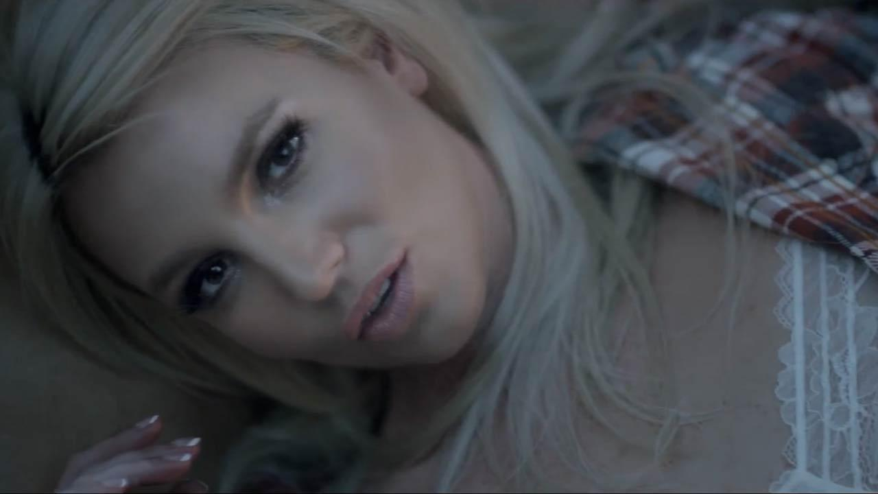 Britney Spears appears in the music video for the 2013 song Perfume.