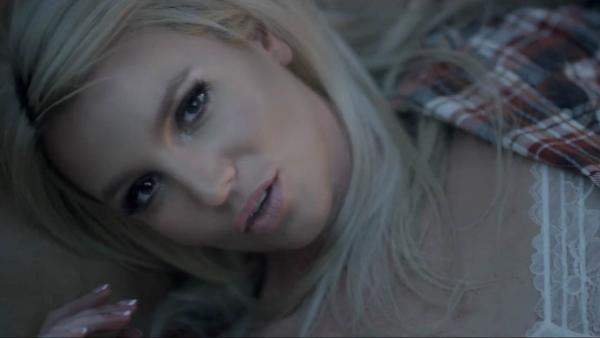 Britney Spears appears in the music video for the 2013 song Perfume. - Provided courtesy of RCA Records