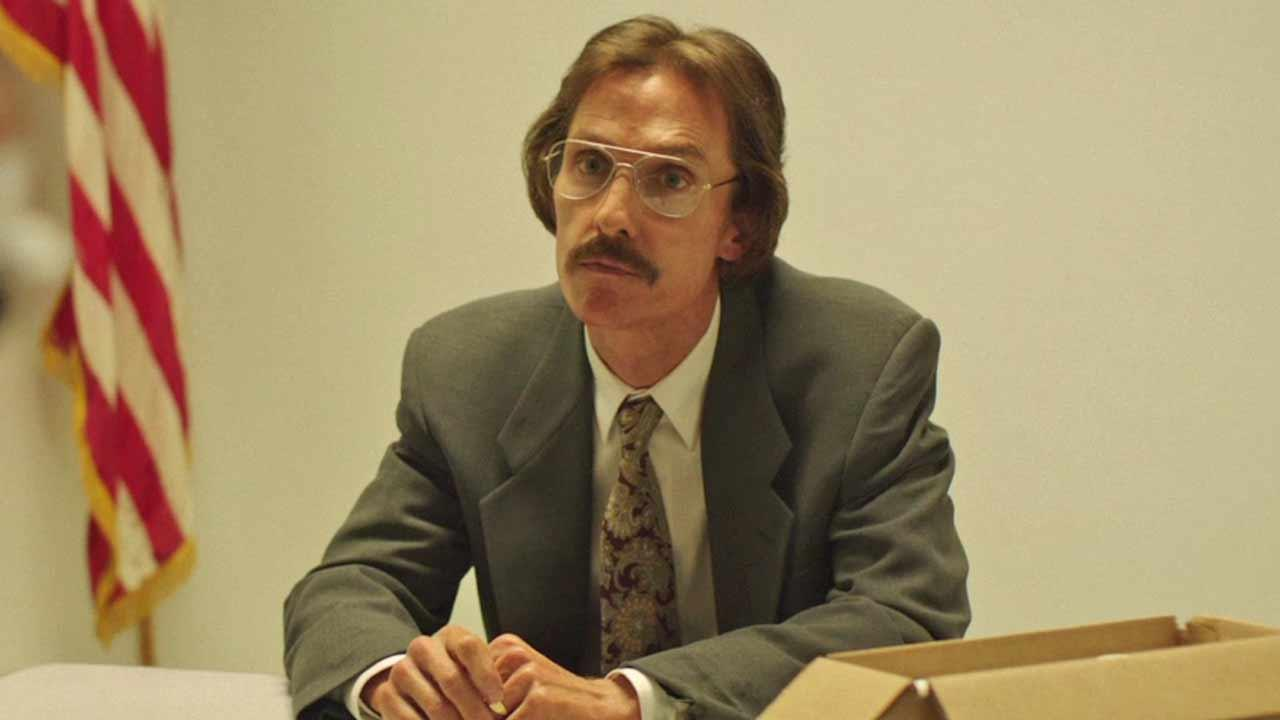 Matthew McConaughey appears in a scene in the film Dallas Buyers Club. <span class=meta>(Focus Features)</span>