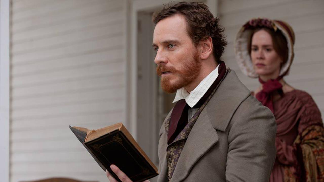 Michael Fassbender appears in a scene from the 2013 movie 12 Years A Slave.Regency Enterprises / Fox Searchlight Pictures
