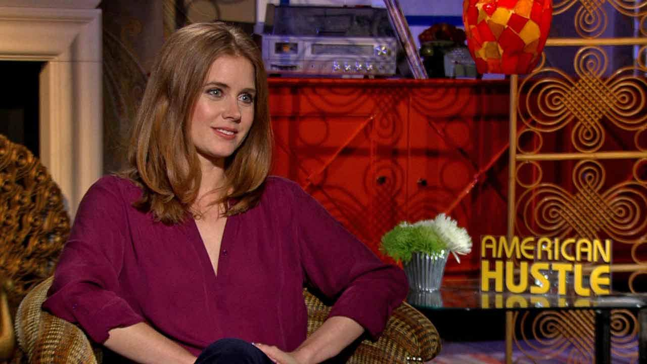 Amy Adams talks to OTRC.com about the 2013 film American Hustle.