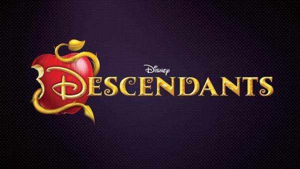 The official logo for the 2015 Disney Channel Original Movie Descendants. The live-action TV film will feature the children of animated characters from movies such as Beauty and the Beast. - Provided courtesy of Disney Channel