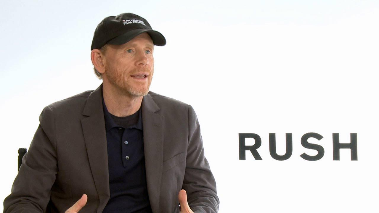 Director Ron Howard talks to OTRC.com about the upcoming film Rush. <span class=meta>(OTRC)</span>