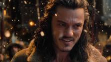 Luke Evans appears as Bard in a scene from the 2013 movie The Hobbit: The Desolation of Smaug, which was released on Dec. 13, 2013. - Provided courtesy of none / Warner Bros. Pictures