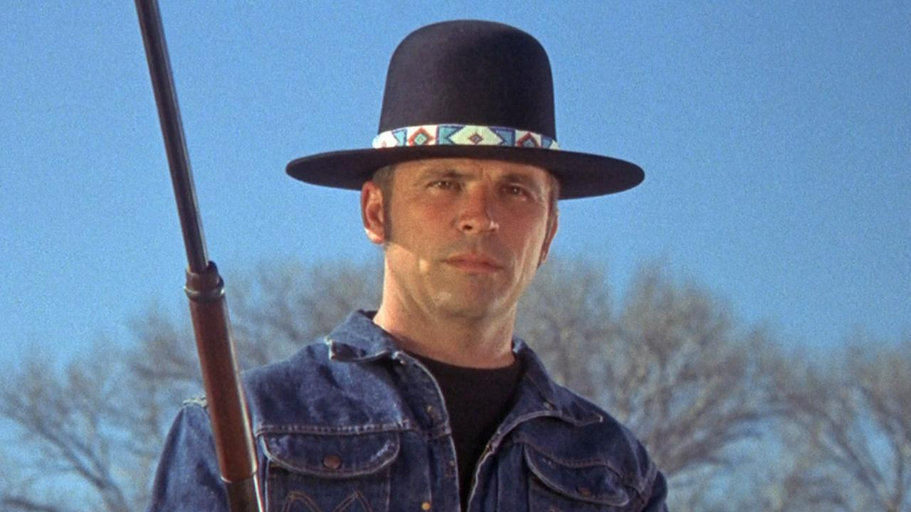 Tom Laughlin, who directed, wrote and starred in the 1971 action film Billy Jack, (pictured) died on Dec. 12, 2013 near his home in Thousand Oaks, near Los Angeles, at age 82.National Student Film Corporation / Warner Bros. Pictures