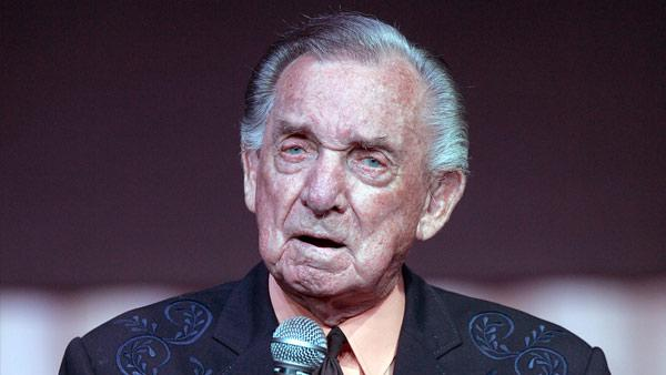 Ray Price dies at age 87 on Dec. 16, 2013. Country Music Hall of Fame member and Grammy award winner Ray 'The Cherokee Cowboy' Price celebrates his 86th birthday by performing in this photo from, Jan. 7, 2011 in Bullard Texas.