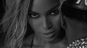 Beyonce appears in the 2013 music video Drunk in Love with Jay Z. - Provided courtesy of Columbia Records
