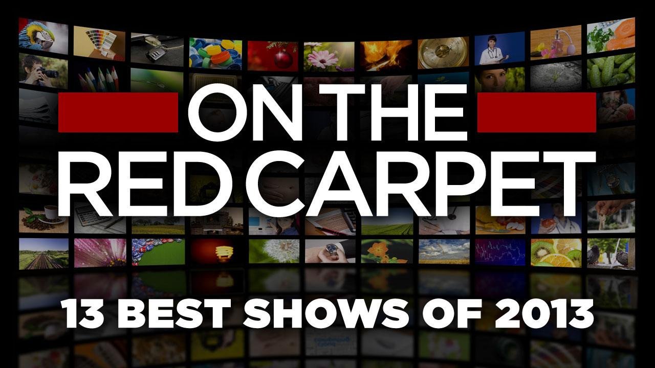 Check out OTRC.coms list of 13 best TV shows of 2013.