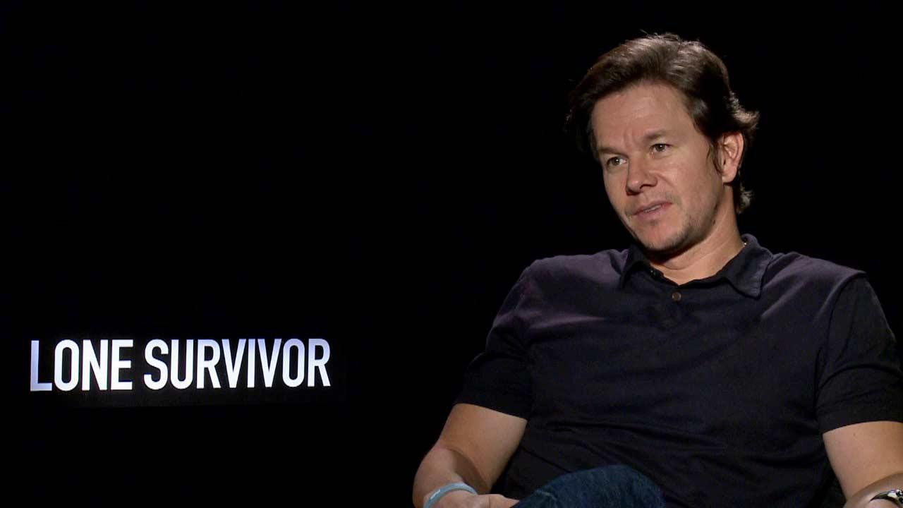 Mark Wahlberg talks to OTRC.com about his new movie Lone Survivor (December 2013).