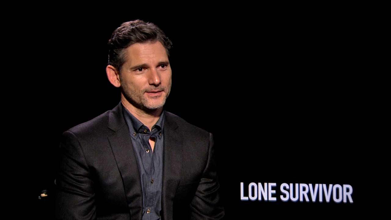 Eric Bana talks to OTRC.com about his new movie Lone Survivor (December 2013).