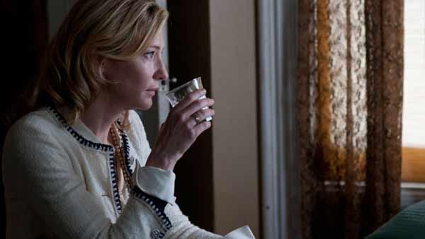 Cate Blanchett appears in a scene from the 2013 film Blue Jasmine. She plays Jeanette Jasmine Francis. - Provided courtesy of Sony Pictures Classics
