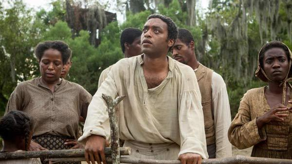 Chiwetel Ejiofor appears in a scene from the 2013 film 12 Years a Slave. He plays Solomon Northup. - Provided courtesy of Fox Searchlight