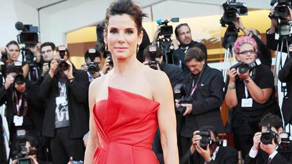 Sandra Bullock appears at the opening of the 70th annual Venice Film Festival and Gravity premiere on Aug. 28, 2013. - Provided courtesy of Aurore Marechal / startraksphoto.com