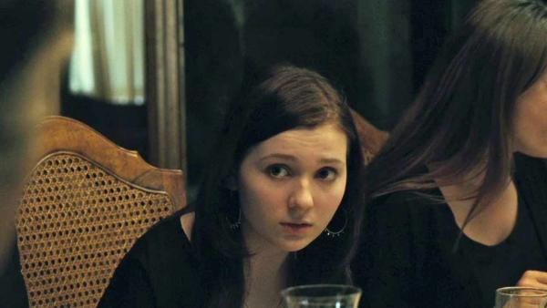 Abigail Breslin appears in the trailer for the film August: Osage County.