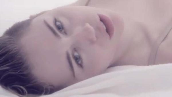 Miley Cyrus appears in the 2013 music video for the song Adore You. - Provided courtesy of RCA Records