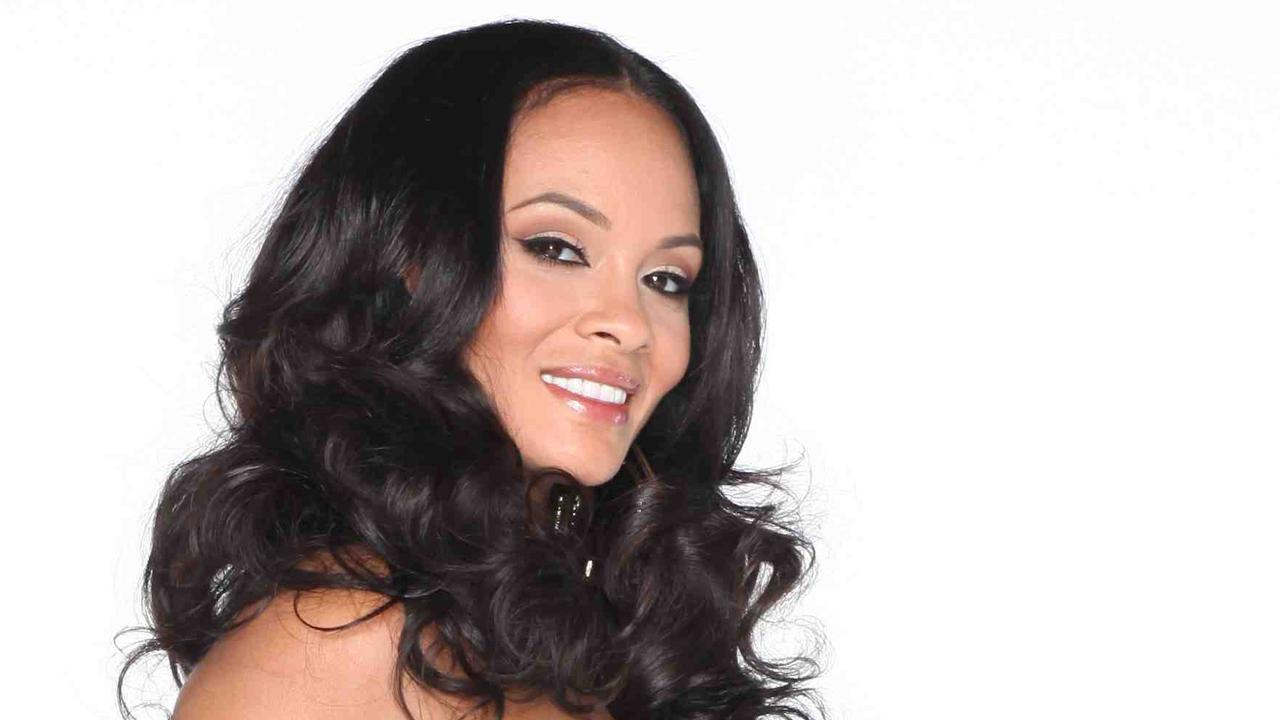 Evelyn Lozada appears in an undated promotional photo for Basketball Wives in 2013.Beatrice Neumann for VH1