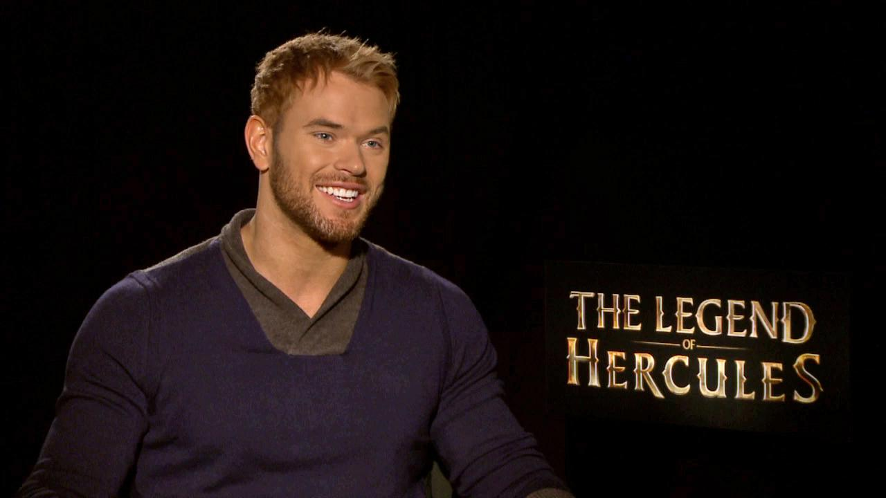 Kellan Lutz of Hercules fame talks to OTRC.com in December 2013 about the movie The Legend of Hercules, which is set for release on Jan. 10, 2014.