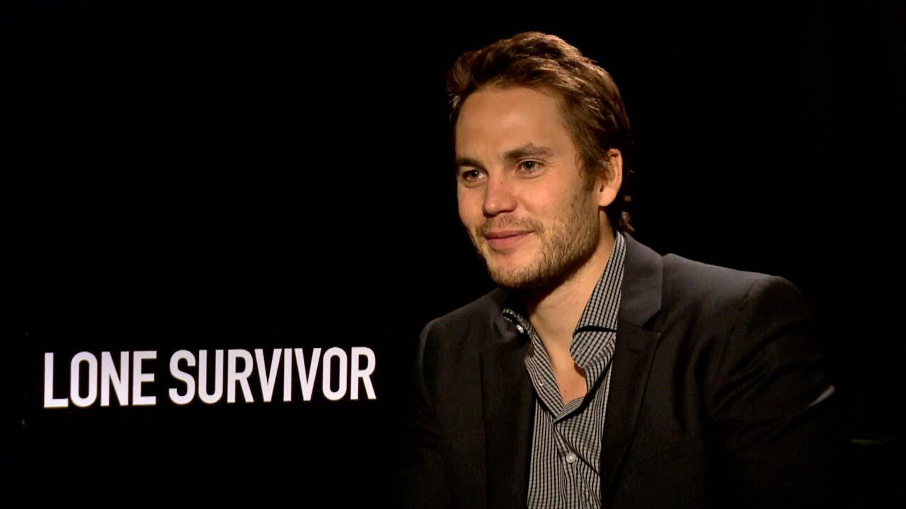 Taylor Kitsch talks to OTRC.com about his new movie Lone Survivor (December 2013).