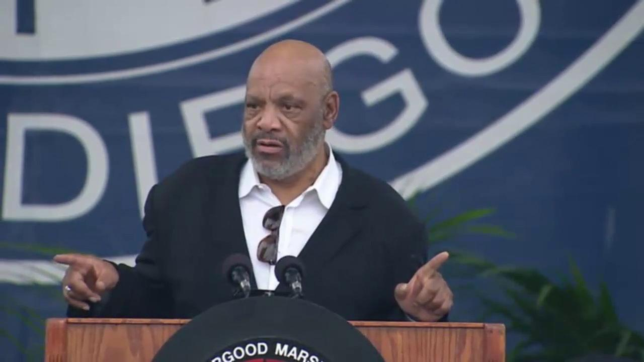 James Avery (Fresh Princes Uncle Phil), who died on Dec. 31, 2013, gives 2012 UC San Diego commencement speech on June 16, 2012.