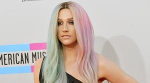 Kesha appears on the red carpet of the American Music Awards on Nov. 24, 2013. - Provided courtesy of ABC/Richard Harbaugh