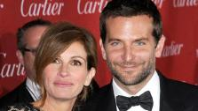Julia Roberts and Bradley Cooper appear at the 2014 Palm Springs International Film Festival Awards Gala on Jan. 4, 2013. - Provided courtesy of Julia Roberts and Bradley Cooper appear at the 2014 Palm Springs International Film Festival Awards Gala on Jan. 4, 2013.