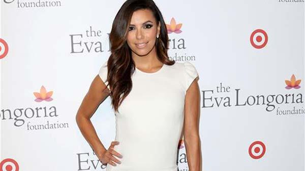 Eva Longoria appears at The Eva Longoria Foundation Pre-ALMA Awards Dinner in Los Angeles, California on Sept. 15, 2012. - Provided courtesy of Tony DiMaio / startraksphoto.com
