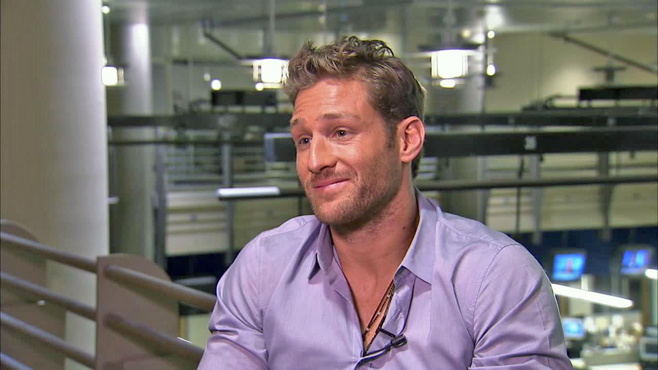 Juan Pablo Galavis appears in an interview with OTRC.com on Jan. 7, 2014.