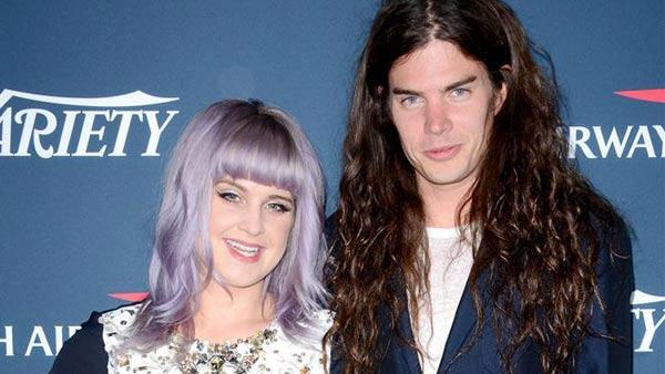 Kelly Osbourne and Matthew Mosshart appear at the Los Angeles celebration of the  Inaugural British Airways A380 service from Los Angeles to London on Sept. 25, 2013. - Provided courtesy of Lionel Hahn/AbacaUSA/startraksphoto.com