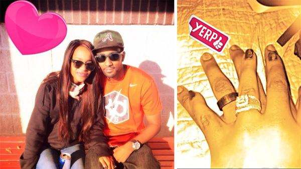 Bobbi Kristina Brown, daughter of Whitney Houston, shared these photos of herself with Nick Gordon, who was partially raised by the late singer, on Instagram on Jan. 9, 2014 and Dec. 13, 2013. She said the two got married.