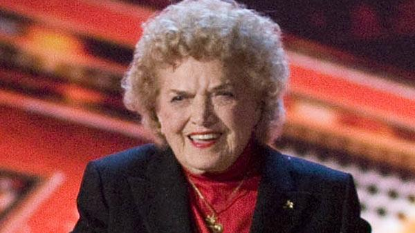 The legendary former WWE Diva Mae Young died at age 90 on Jan. 14, 2014. Pictured: Mae Young is seen in an undated WWE.com publicity photo.