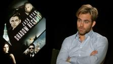 Chris Pine talks to OTRC.com about Jack Ryan: Shadow Recruit and Into The Woods on Jan. 10, 2014. - Provided courtesy of OTRC