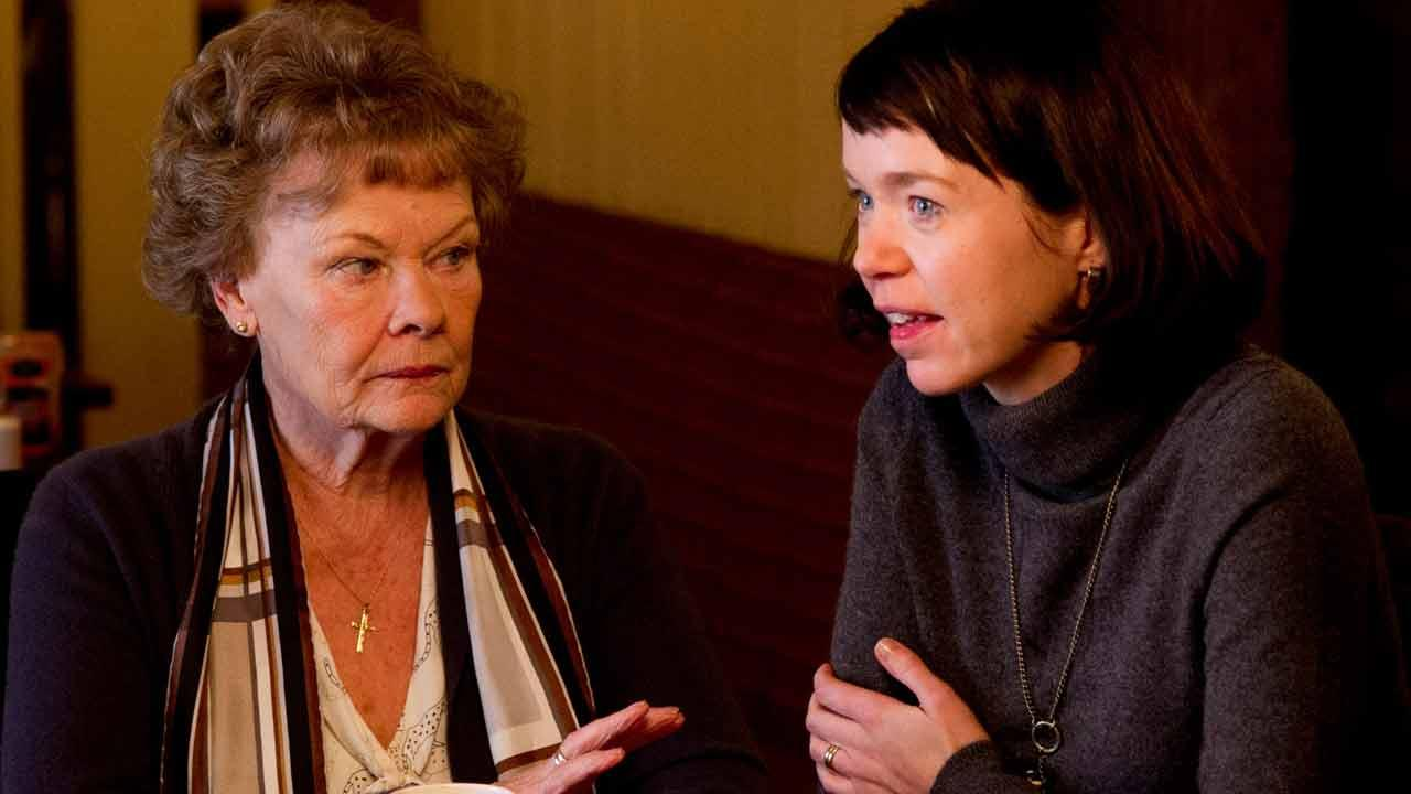 Judi Dench appears in a scene from the 2013 film Philomena. She plays Philomena Lee. <span class=meta>(The Weinstein Company)</span>