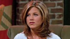 Jennifer Aniston appears in a season 2 clip from Friends. - Provided courtesy of NBC