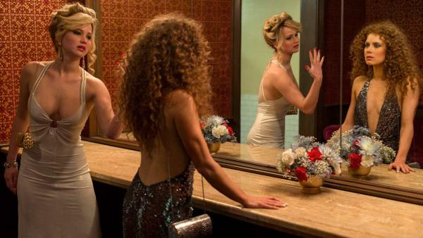 Jennifer Lawrence appears in a scene from the 2013 film American Hustle. - Provided courtesy of Sony Pictures