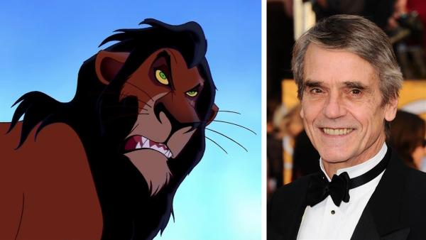 Jeremy Irons appears at the 2014 Screen Actor's Guild (SAG) Awards in Los Angeles on Jan. 18, 2014. He is played Scar in 'The Lion King' and on Jan. 31, 2014, it was announced he will play Alfred in Zack Snyder's new Superman / Batman movie.