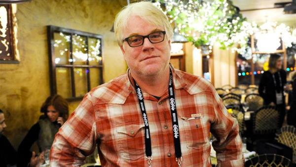 Philip Seymour Hoffman appears at a screening for Gods Pocket at the 2014 Sundance Film Festival in Park City, Utah on Jan. 17, 2014. The Oscar winner was found dead in a New York City apartment on Sunday, Feb. 2, 2014. He was 46. - Provided courtesy of Seth Browarnik / Startraksphoto.com