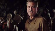 George Clooney appears in The Monuments Men trailer. The film hits theaters on Feb. 7, 2014. - Provided courtesy of none / Columbia Pictures