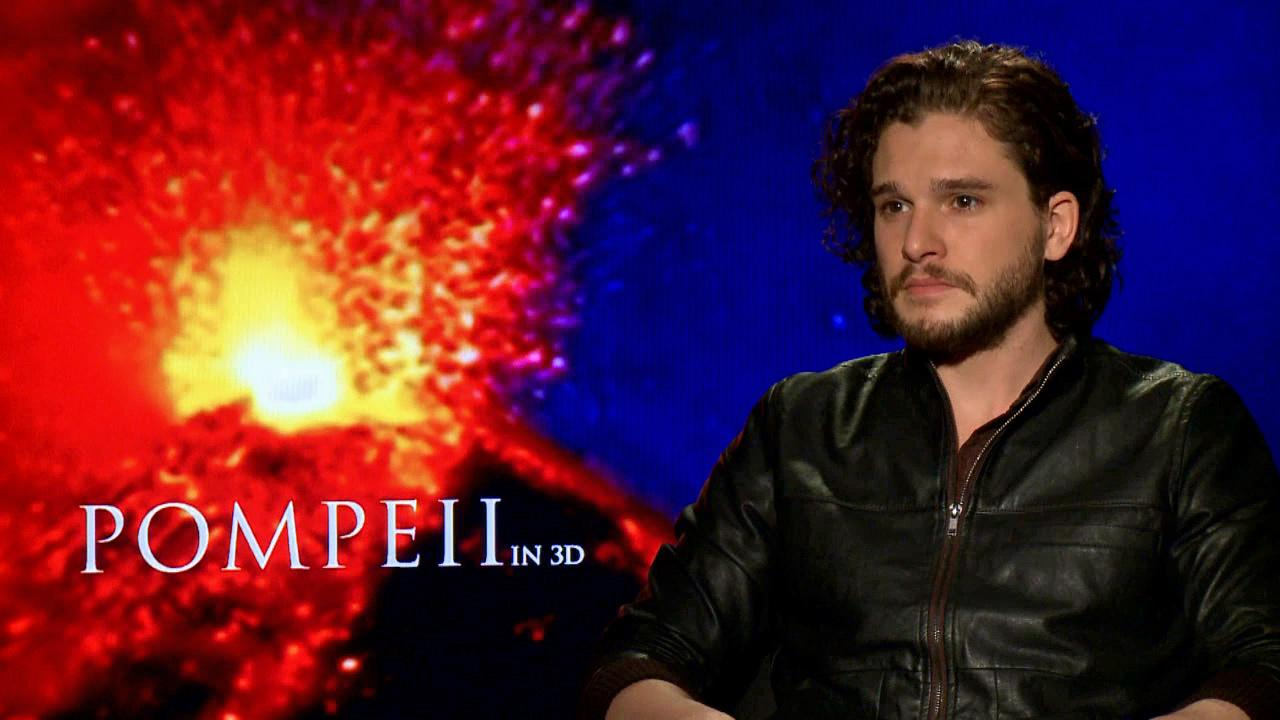 Kit Harington talks to OTRC.com about Game Of Thrones season 4. He made his comments in a January 2014 interview to promote the movie Pompeii.