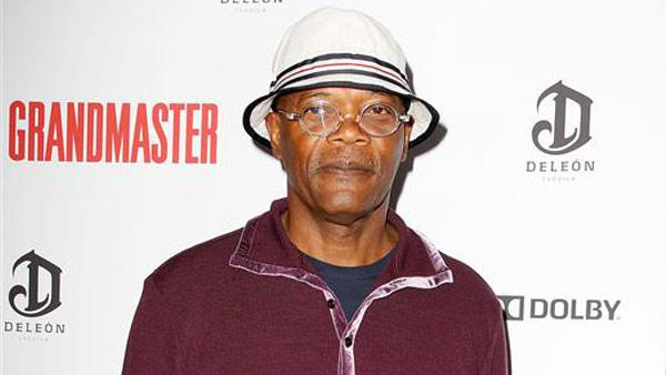 Samuel L. Jackson appears at the New York Premiere of The Grandmaster on Aug. 13, 2013. - Provided courtesy of Amanda Schwab/Startraksphoto.com