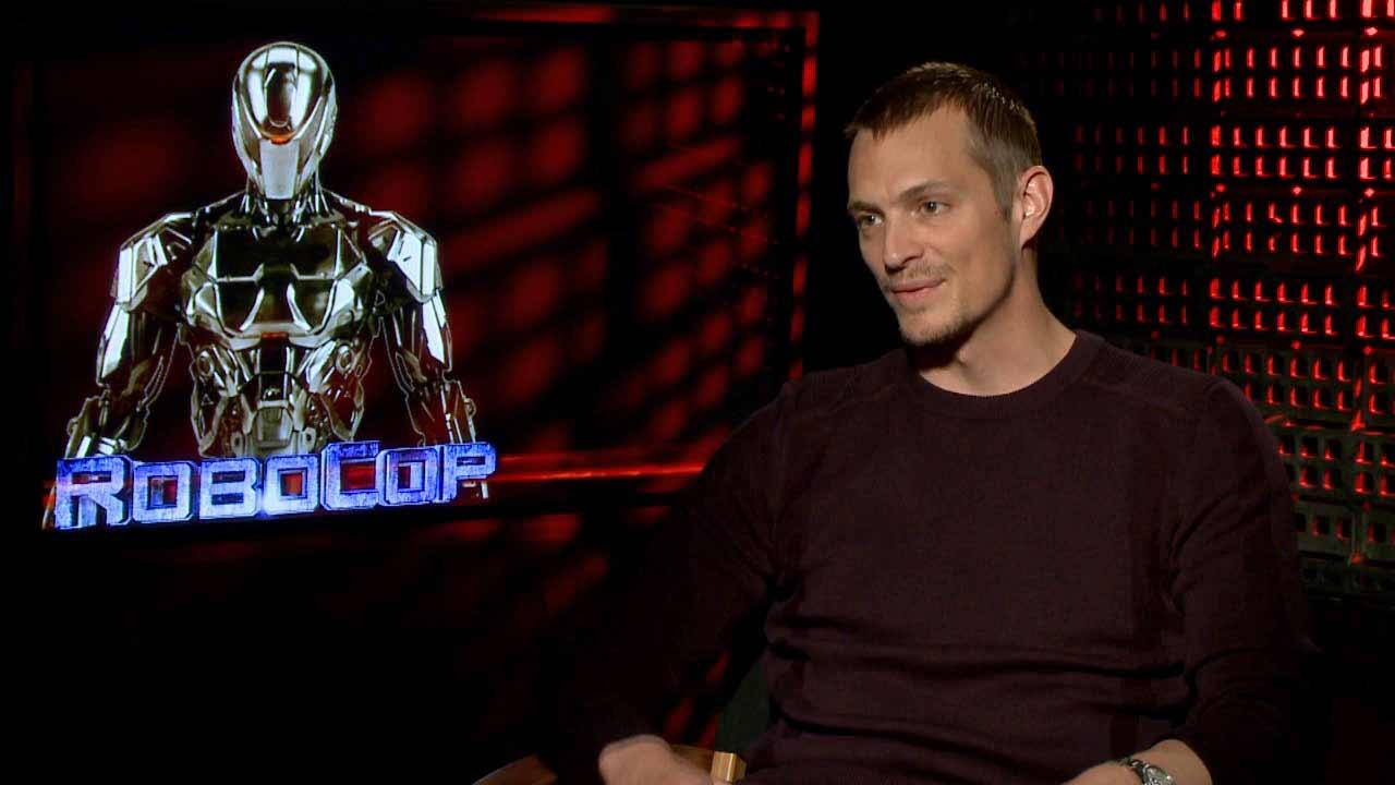 Joel Kinnaman talks to OTRC.com about the 2014 film RoboCop (February 2014 interview).