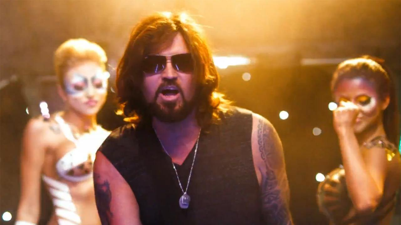 Billy Ray Cyrus stars in an Achy Breaky Heart sequel music video with Buck 22, released on Feb. 11, 2014.