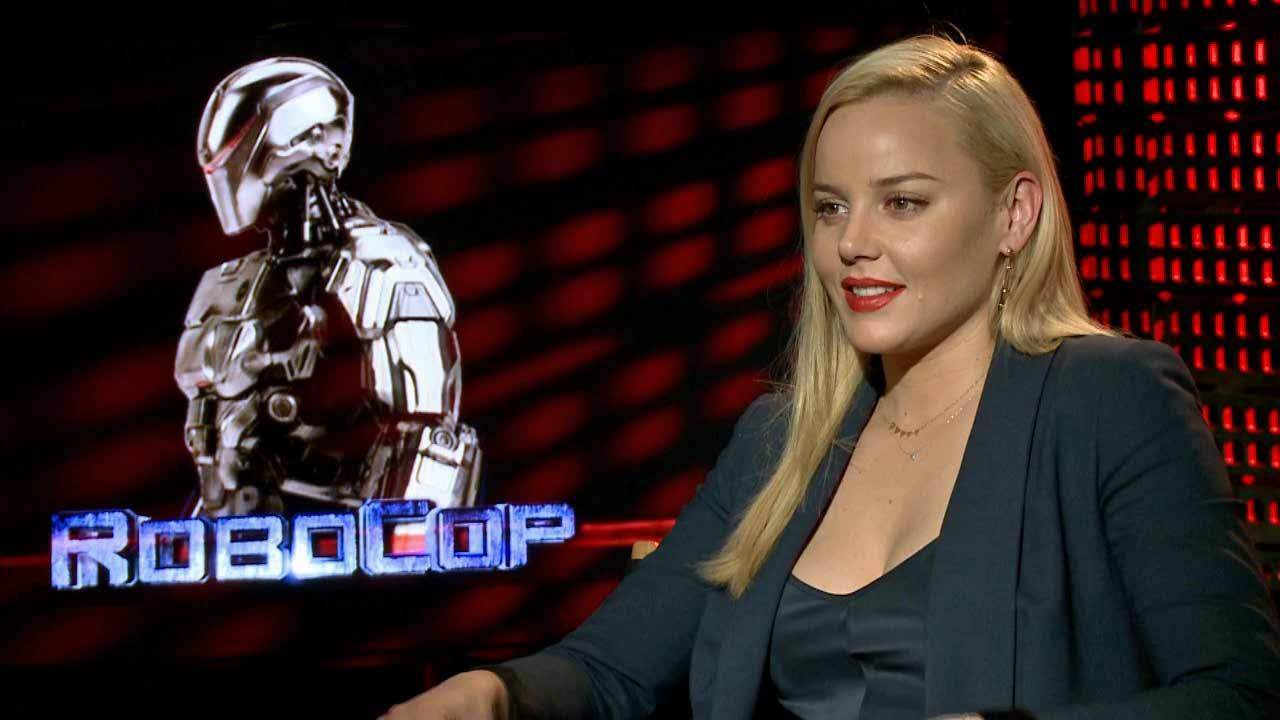 Abbie Cornish talks to OTRC.com about the 2014 film RoboCop (February 2014 interview).