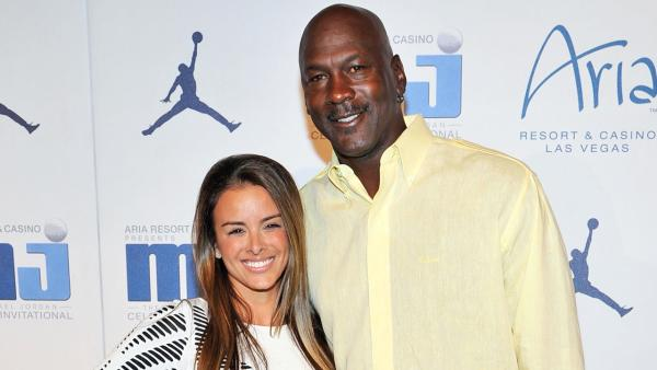 In this April 3, 2013 file photo provided by Jordan, Charlotte Bobcats owner Michael Jordan, right, and wife model Yvette Prieto arrive at the Michael Jordan Celebrity Invitational opening night dinner in Las Vegas. - Provided courtesy of AP / Jeff Bottari/Invision for Jordan/AP Images, File