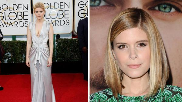 Kate Mara appears at the 2014 Golden Globe Awards in Beverly Hills, California on Jan. 12, 2014. / Kate Mara appears at the premiere of Her in Los Angeles on Dec. 12, 2014. - Provided courtesy of Lehmann / Sara De Boer / Startraksphoto.com