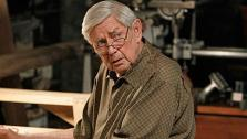Ralph Waite appears in the NCIS episode Namesake, which aired on Oct. 30, 2012. - Provided courtesy of Cliff Lipson/CBS