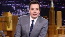 Jimmy Fallon appears on The Tonight Show Starring Jimmy Fallon on Feb. 17, 2014. - Provided courtesy of Lloyd Bishop / NBC