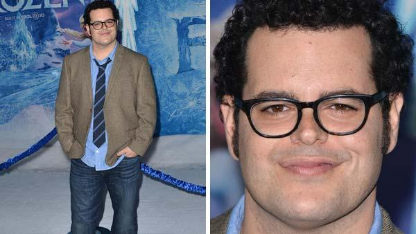 Josh Gad appears at the Los Angeles, California premiere of Disneys Frozen on Nov. 19, 2013. - Provided courtesy of Tony DiMaio / startraksphoto.com