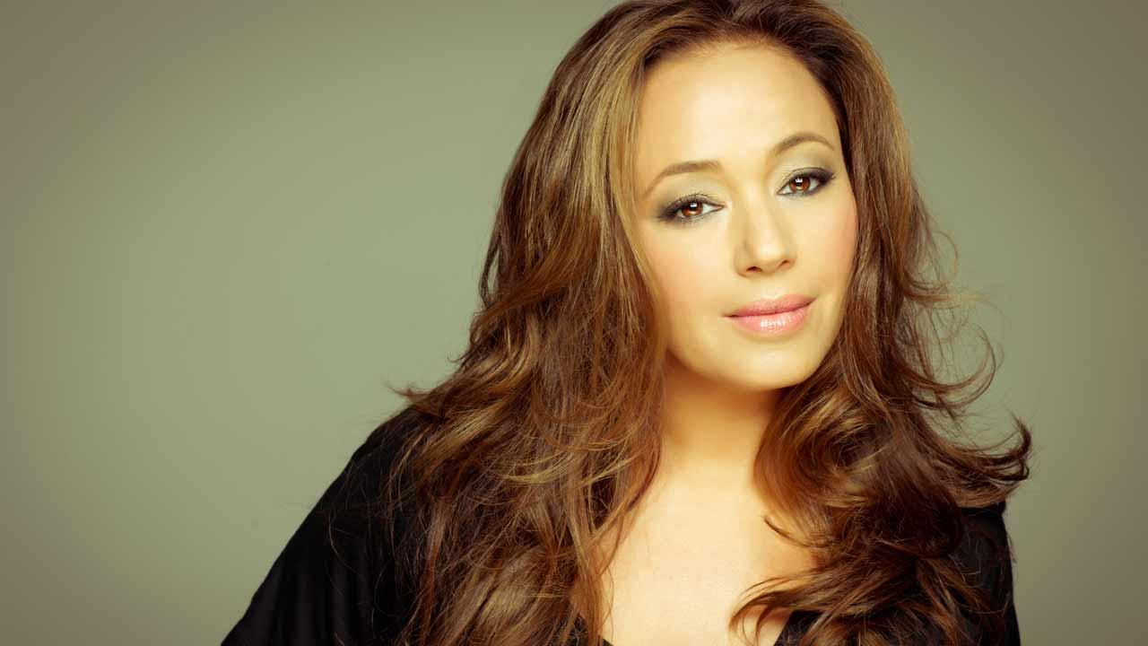 Leah Remini appears in an undated headshot. She will star in her own TLC reality series in Summer 2014.