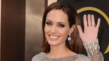 Angelina Jolie appears at the 2014 Oscars on March 2, 2014.  - Provided courtesy of Kyle Rover/startraksphoto.com